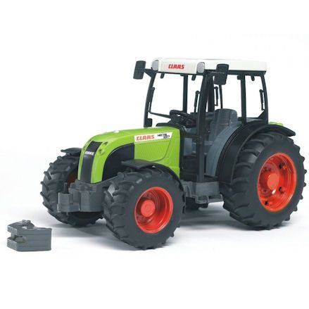 Bruder 02110 Claas Nectis 267 F Tractor, left side view