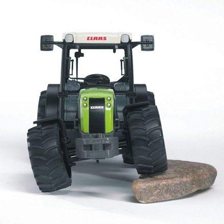 Bruder 02110 Claas Nectis 267 F Tractor, rock