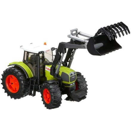 Bruder 03011 Claas Atles 936 RZ Tractor, Front Loader