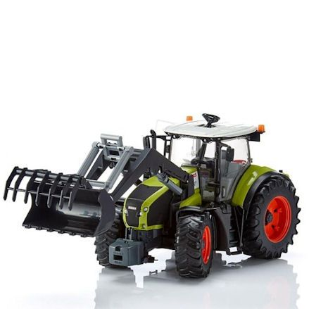 Bruder 03013: Claas Axion 950 Tractor, steering