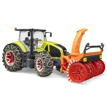 Bruder 03017 Claas Axion 950 Tractor with snow chains