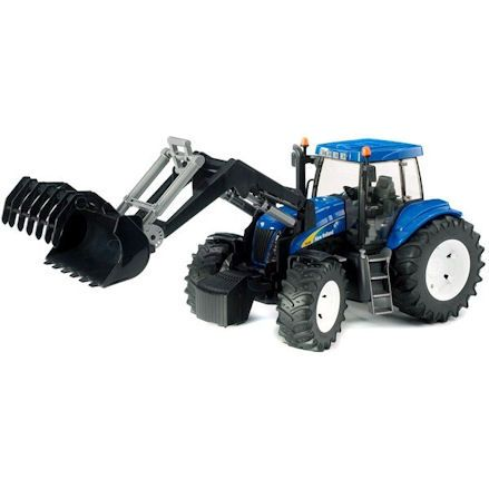Bruder 03021 New Holland TG285 Tractor