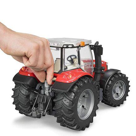Bruder 03046 Massey Ferguson 7624 Tractor, Steering Rod
