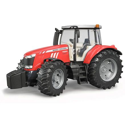 Bruder 03046 Massey Ferguson 7624 Tractor
