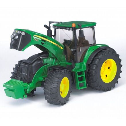 Bruder 03050 John Deere 7930 Tractor, bonnet