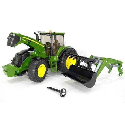 Bruder 03051 John Deere 7930 Tractor, All Parts