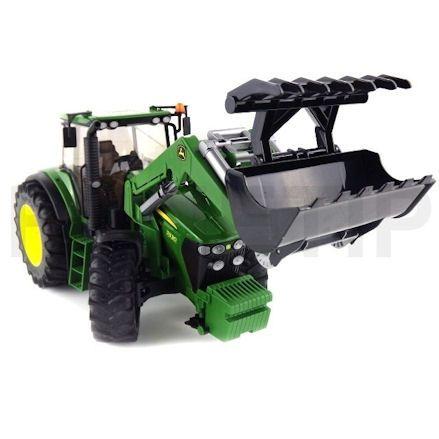 Bruder 03051 John Deere 7930 Tractor, Raised