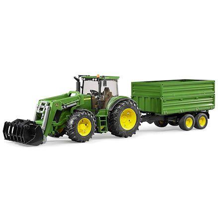 Bruder 03055 John Deere 7930 Tractor with Front Loader Set