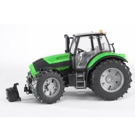 Bruder 03080 Deutz Argotron X720 Tractor, Left Side