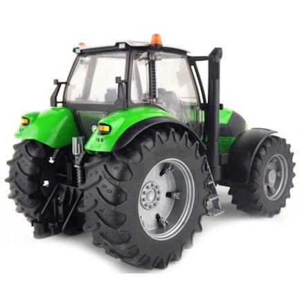 Bruder 03080 Deutz Argotron X720 Tractor, Rear View