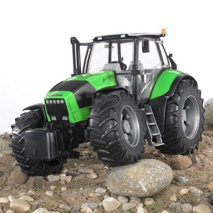 Bruder 03080 Deutz Argotron X720 Tractor, Terrain
