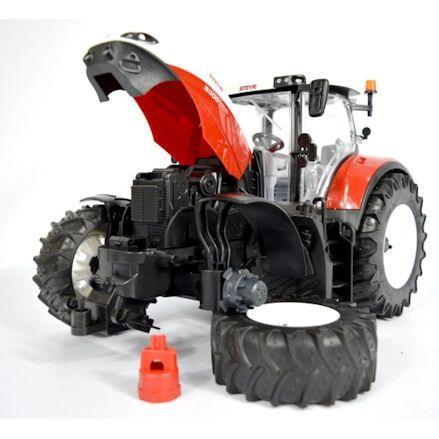 Bruder 03180 Steyr 6300 Terrus CVT Tractor, repair
