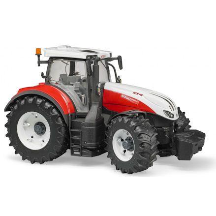 Bruder 03180 Steyr 6300 Terrus CVT Tractor
