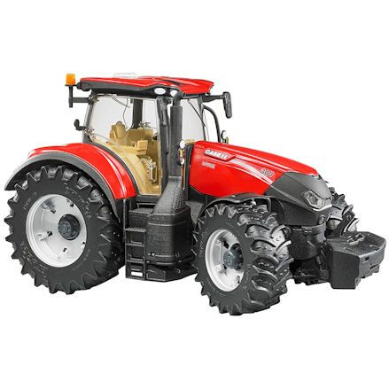 Bruder 03190 Case IH Optum 300 CVX Tractor, Steering