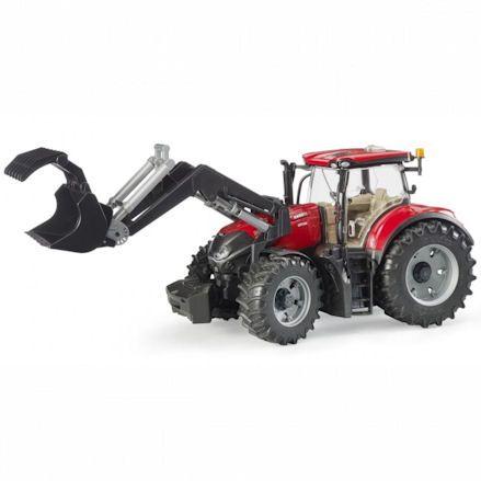 Bruder 03191 Case IH Optum 300CVX Tractor with Front Loader