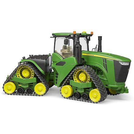 Bruder 04055 John Deere 9620RX Tractor, Right Side