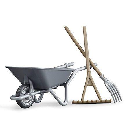 Bruder 62610 Farmer, wheelbarrow
