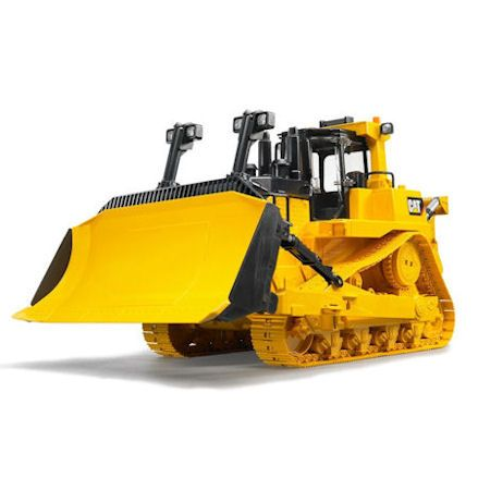 BRUDER CAT Large Track-Type Bulldozer
