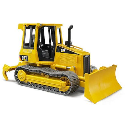 BRUDER CAT Track-Type Bulldozer