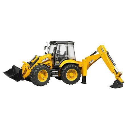 Bruder JCB 5CX Eco Backhoe