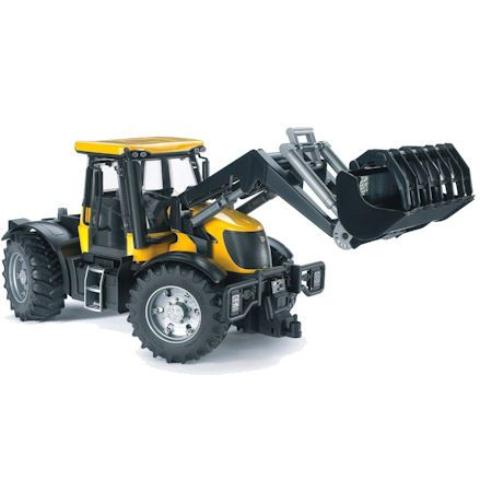 Bruder JCB Fastrac 3220 Tractor with Front Loader