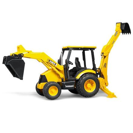 Bruder JCB Midi CX Backhoe