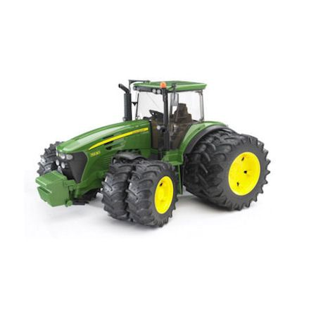 Bruder 03052: John Deere 7930 tractor with Dual Wheels