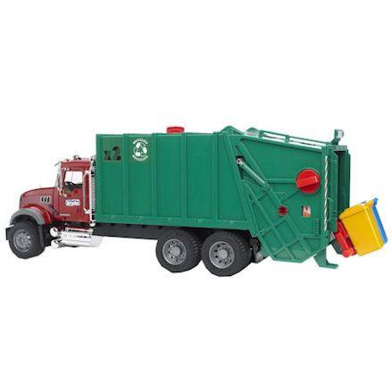 Bruder 02812: MACK Granite Garbage Truck