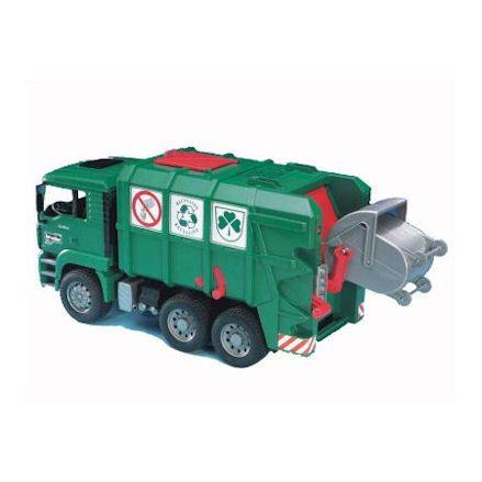 Bruder 02753: MAN Garbage Truck