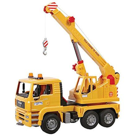 Bruder MAN Tele-Crane TC 4500