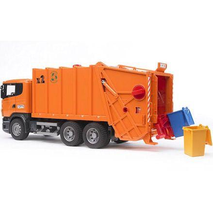 Bruder 03560: Scania R-Series Garbage Truck
