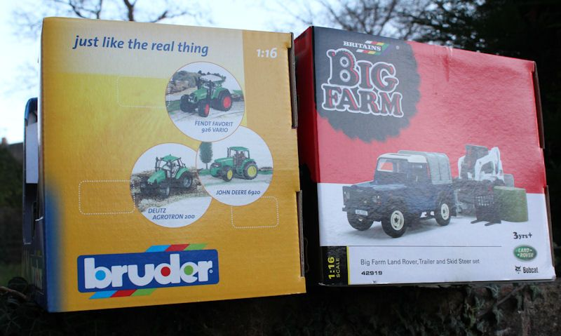 Bruder vs Big Farm