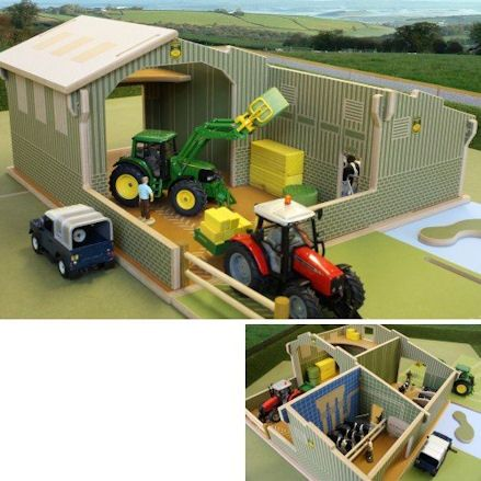 Brushwood Toys: My First Farm