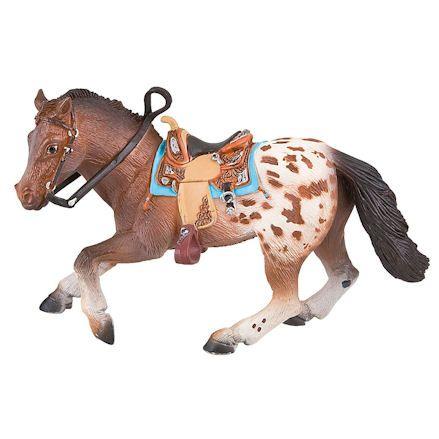Bullyland Appaloosa, Stallion