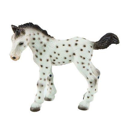 Bullyland Knabstrupper foal
