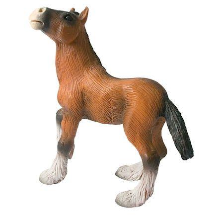 Bullyland Shire foal