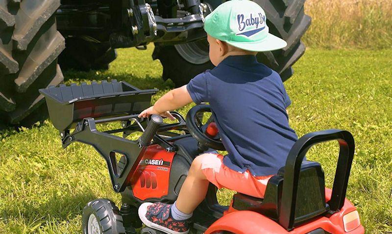 Case IH farm toys