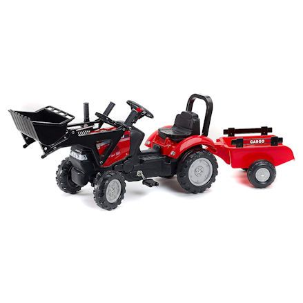 Case ride-on tractors
