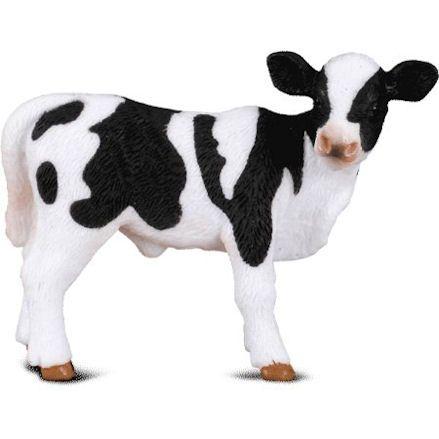 Collecta 88013 Friesian Calf, Standing
