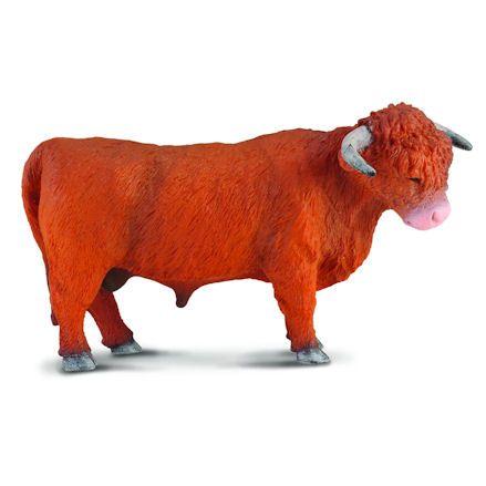 Collecta 88231 Highland Bull