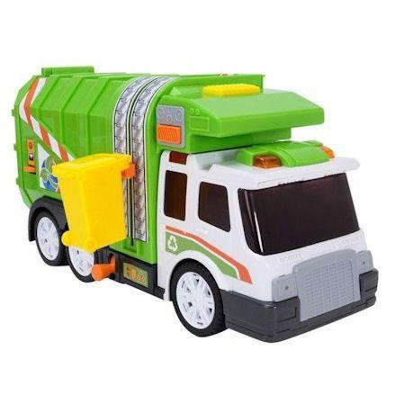 Dickie Toys 203308357: Garbage Truck