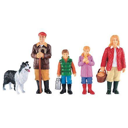ELC farm family figures