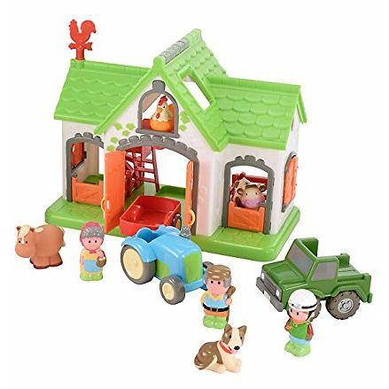 ELC Happyland Farm Set