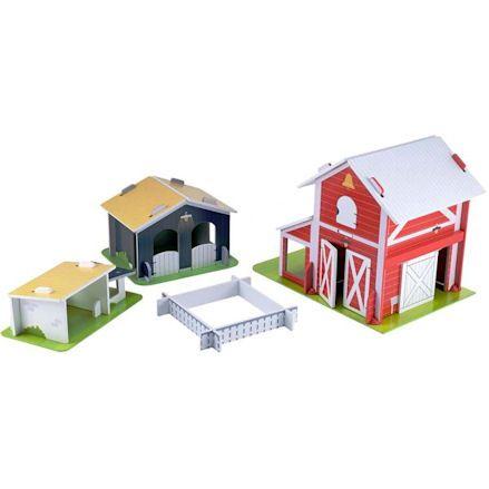 ELC Western Farm Playset