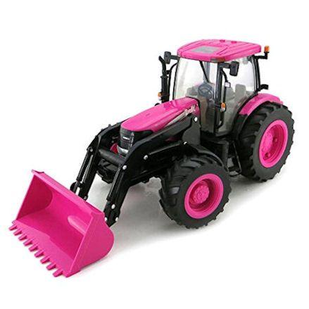 ERLT Big Farm Case IH Tractor