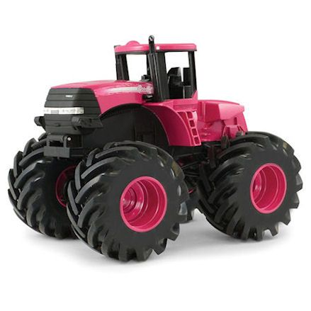 ERTL Monster Treads 4 Wheel Drive Steiger Tractor