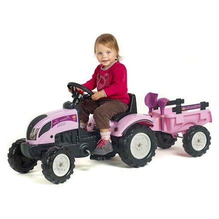 Falk Princess ride-on trac