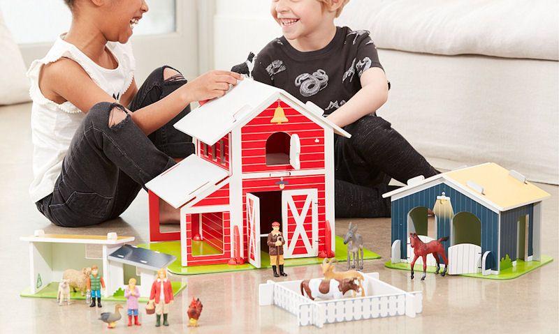 Toy Farm Sets for sale
