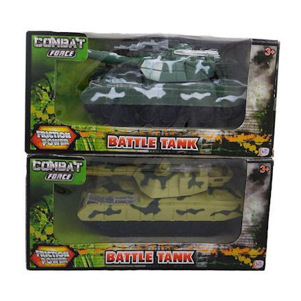 HTi Combat Force Battle Tank