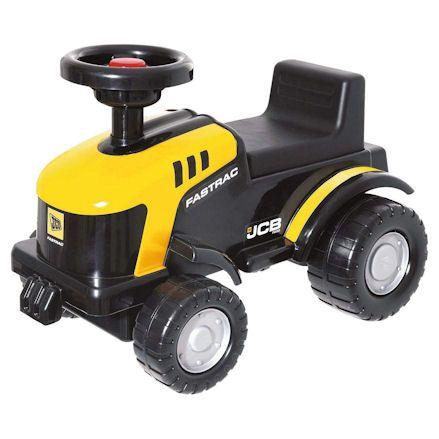 HTi JCB Fastrac Ride-On Tractor